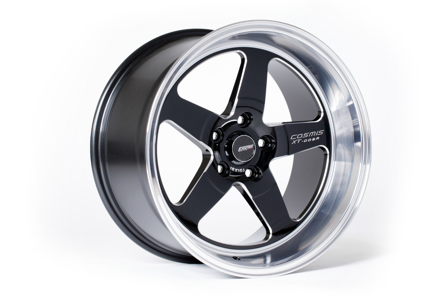 Cosmis Racing XT-005R Wheel Set - 18""